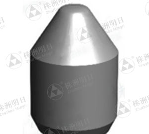 China Parabolic / spherical Tungsten Carbide Tips for rock drilling bit supplier