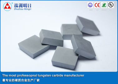 Cutting tools Tungsten Carbide Brazed Tips YT5 / P30 Model ASA