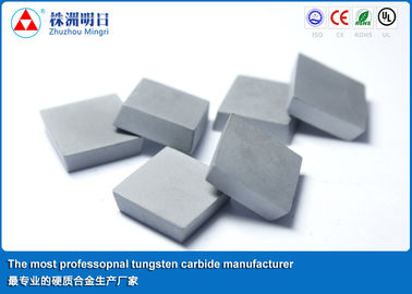 Carbide Brazed Tips Cemented Welding cutter P10 - P30 Grade