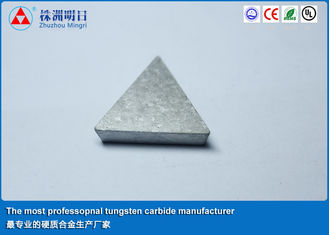 Carbide Tool Inserts Cemented brazing carbide inserts for stainless steel