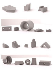 China OEM ODM Custom tungsten carbide molds ,component , inserts ,wear-resistant parts supplier
