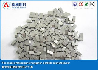 China Carbide saw tips  for wood working ,  Circular Saw Cutting ISO9001 2008 supplier