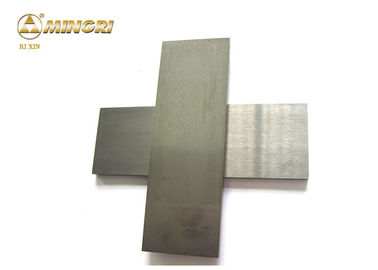 China YG15 Ground cemented carbide blocks for blades /  wear resistant parts supplier