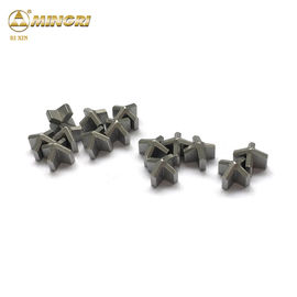 TC Cemented Carbide Cutting Tips Carbide Cross Tips