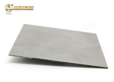 Customized Size Tungsten Carbide Plate Sheets Blocks Boards Wear Plates