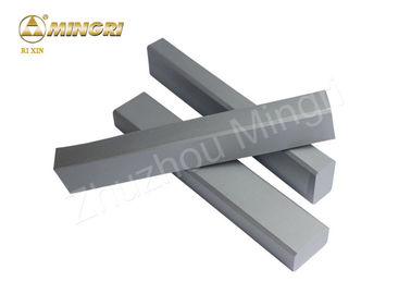 China Tungsten Carbide Flat Bar vsi Rotor Tip for Stone Hammer Crusher and Sand Maker supplier