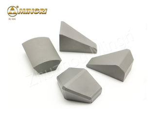 China YG13c Tungsten Carbide Teeth Tips Price For Tunnel Boring Machine Parts supplier
