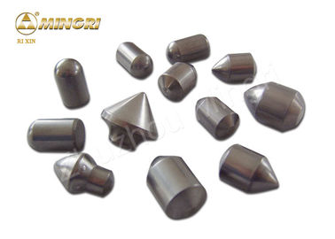 China YG6 Tungsten Carbide Drill Bits Teeth Buttons Tips for Rock Drilling Tool supplier