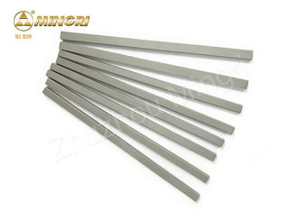 China YG6X Widia Cemented Tungsten Carbide Strips Flat Square STB Bars For Cutting Tools supplier