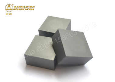 China Hard Metal Tungsten Tungsten Carbide Sheet For Forming Cutter / Wear Parts supplier