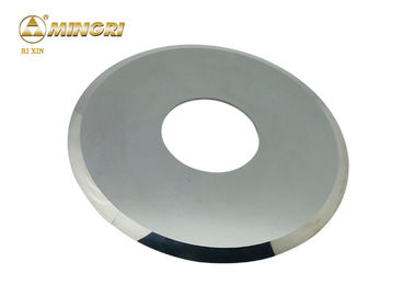 China Polished Cemented Tungsten Carbide Disc Cutter For Cutting Asbestos Sheet supplier