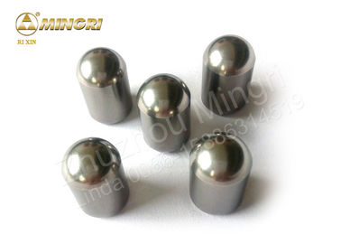 Widia Cemented Tungsten Carbide Buttons / Road Milling Teeth For Rock Drill Bits