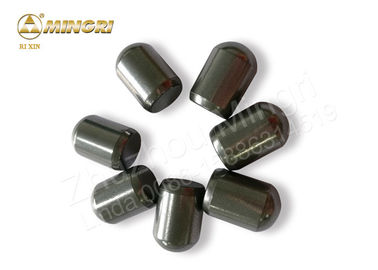 China Snow Plow Equipment Tungsten Carbide Buttons For Drilling / Mining Tools supplier