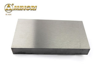 China High Impact Resistance YG8 flat Tungsten Carbide Plate / sheet / bar / block supplier