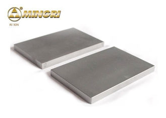 China Density 14.0 Tungsten Carbide Wear Plate / board For Manufacturing Punching Dies supplier