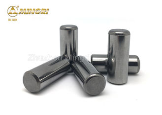 China High Strength Grinding / Polished Tungsten Carbide HPGR Pins / Buttons / Studs For Iron Ore Mining Crushing supplier