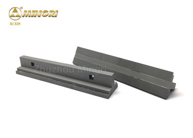China Grade YG6 Sharpening Carbide Scraper For Conveyor Belt Good Wear Resistance supplier