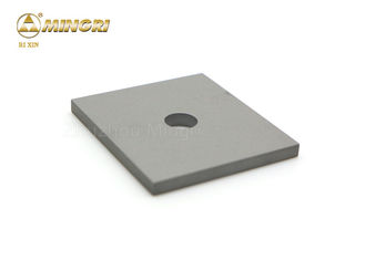 Tamping Tool Tamper Tungsten Carbide Plate For Railway Construction Wear Parts