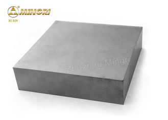 China Customized Non - Standard YM20 Tungsten Carbide Sheet Plate 2-50mm Thickness supplier