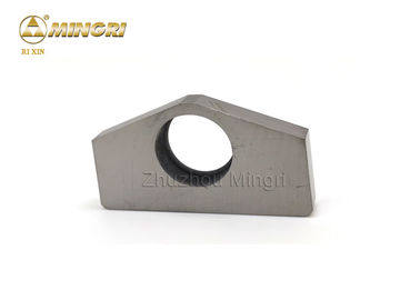 China Stone Cutting Tungsten Carbide Insert , Cemented Carbide Cutting Tools supplier