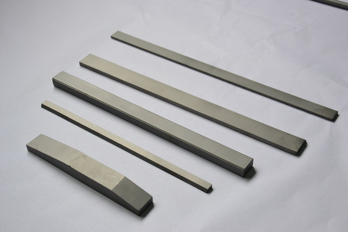 Tungsten Carbide Wear Parts / flats with cutting tools ...