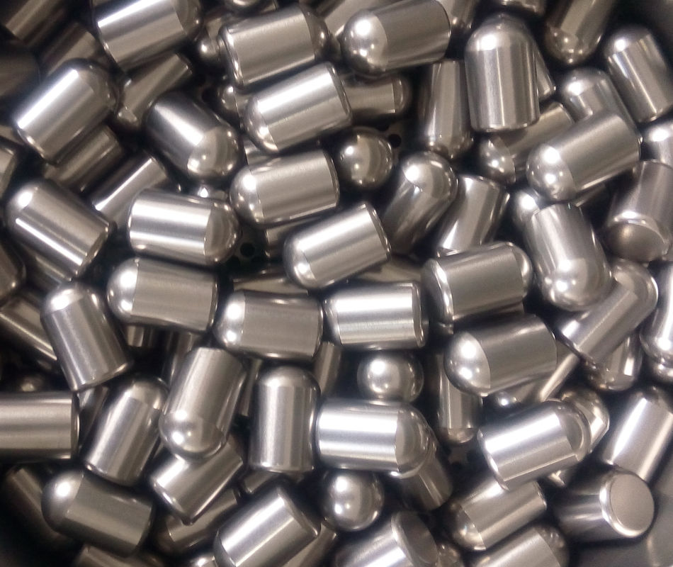 Bits And Carbide Inserts : Yg tungsten carbide buttons cemented