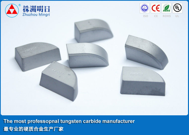 Carbide Welding inserts YT5 / P30 Model B