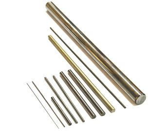 OEM H6 Polished Cemented Carbide Rod for Punch and Dies Φ3-25x330mm