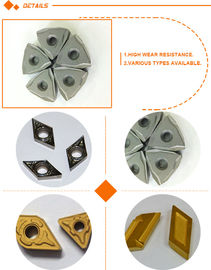China Tungsten Carbide Inserts various types factory