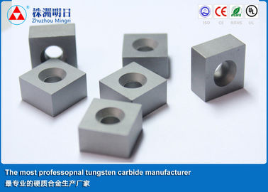 Cemented Carbide Brazed Tips Welding Blades YG6 / YG8 / K10 / P30  Irregular Types
