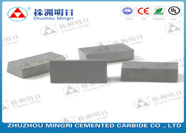 Welding Cutting Tips Carbide Brazed Tips For Steel Tool Long Working Time