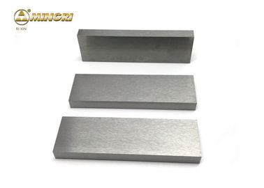 Polished 92.5 HRA YG6 Tungsten Carbide Plate For Mould / Cutting
