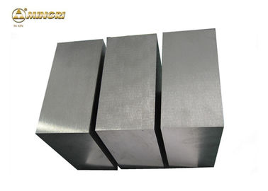 YG6 YM11 Unground Tungsten Carbide Wear Plate For Punching Die , Density 14.6