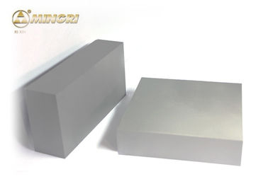 Sandblasted Tungsten Carbide Plate , Tungsten Carbide Blocks With Good Wear Resistance