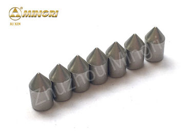 YG6 Tungsten Carbide Bush Hammer Pin Needle Tips for Litchi Surface and Safety Hammer
