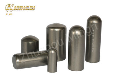 Ball Head Cemented Tungsten Carbide Roller Grinding Press HPGR Studs Pins