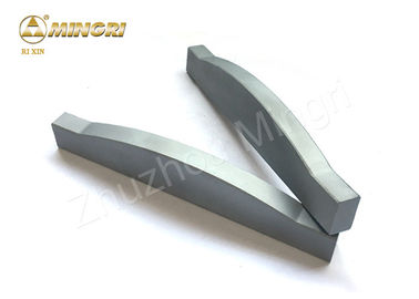 Tungsten Cemented Carbide Wear Strips For Break Stone , VSI Crusher Rotor Tip
