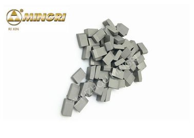 Grade SM12 tungsten carbide cutting tools , tungsten carbide blade Tip ISO certification