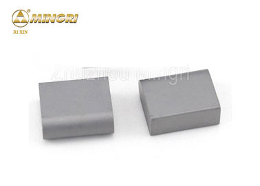 Ploughs Cemented Tungsten Carbide Tool Inserts Snow Plows Weather Resistance