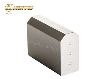 China High Wear Resistance Tungsten Carbide Inserts Snow Plow Bits Sand Blasting factory