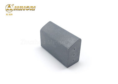 China Snow Plow Tungsten Carbide Tool Inserts For Grader Blade Vehicles And Machines factory