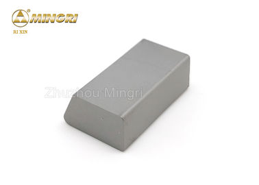 Reliable Tungsten Carbide Inserts Snow Plow Cutting Edge For  Compact Tractors